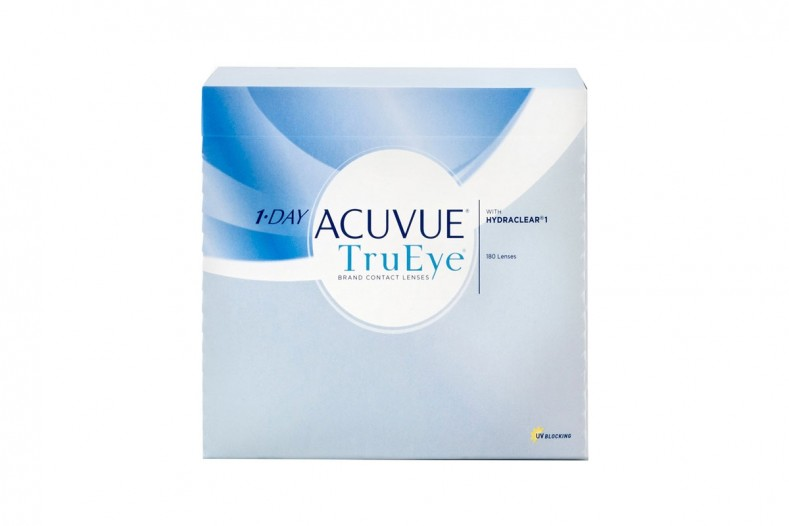1-Day Acuvue TruEye 180 pack