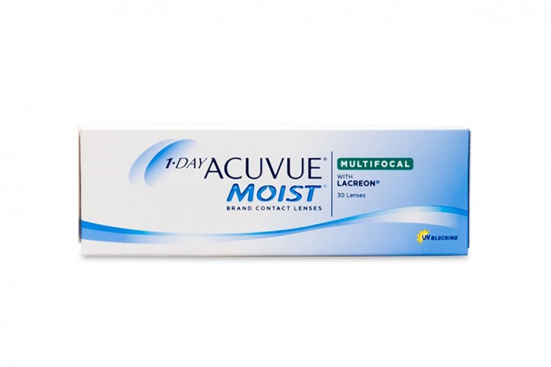 1-Day Acuvue Moist Multifocal 30 pack