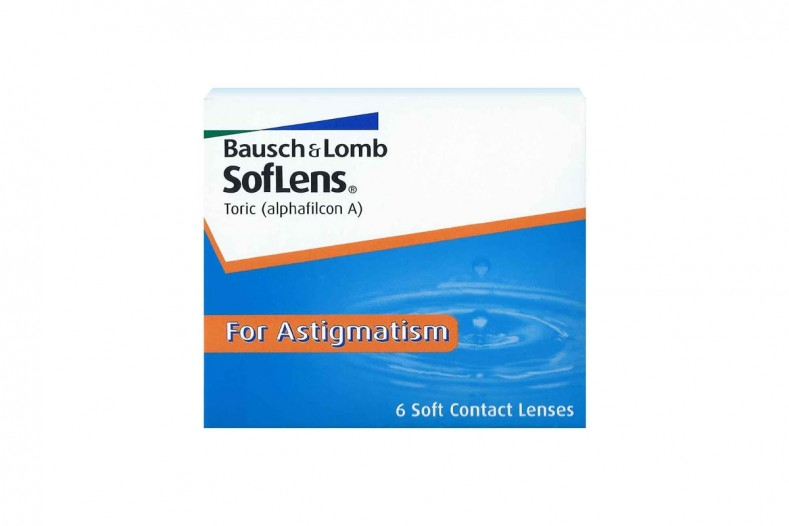 Soflens for Astigmatism 6 pack