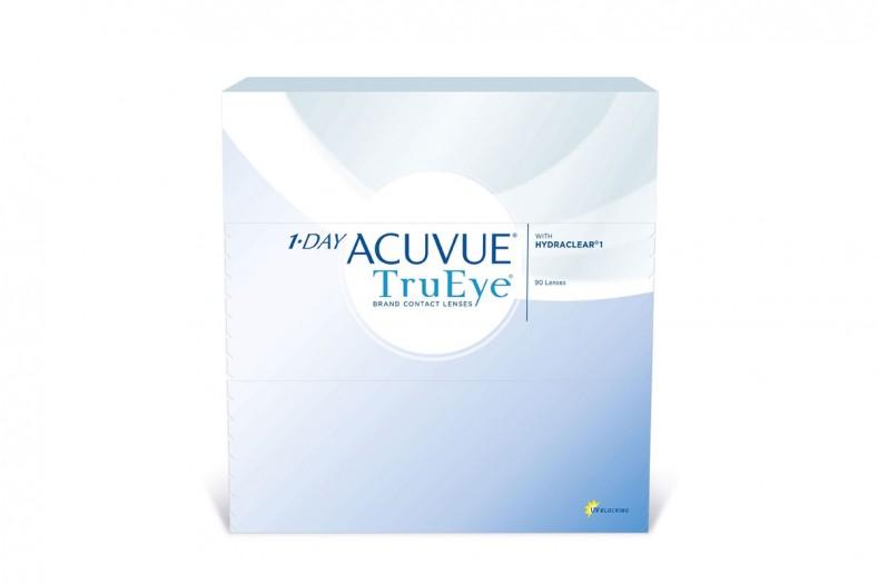 1-Day Acuvue TruEye 90 pack