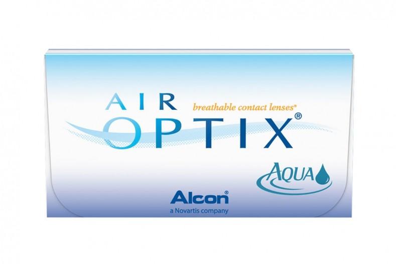 Air Optix Aqua 3 pack