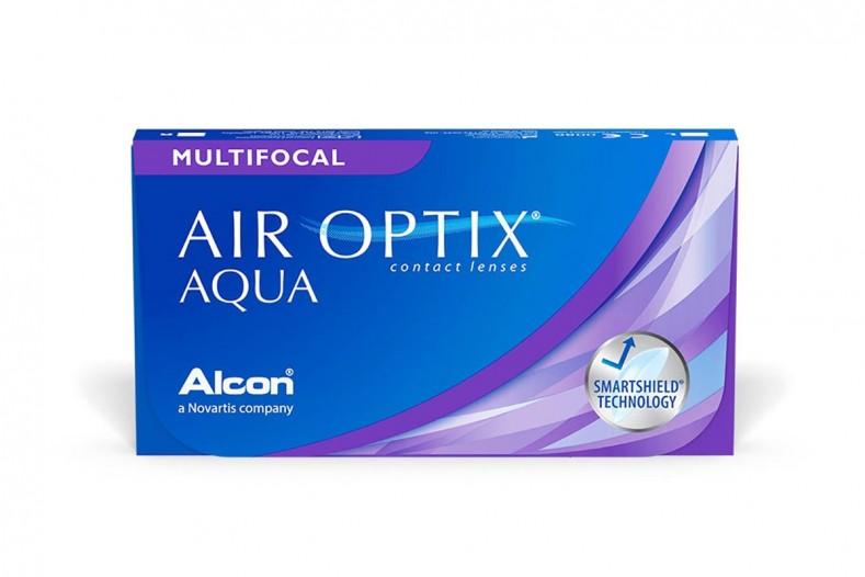 Air Optix Multifocal 3 pack