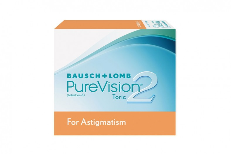 Purevision 2HD for Astigmatism 3 pack