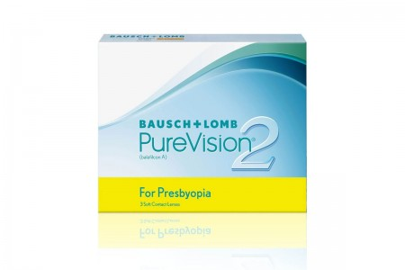 Purevision 2 for Presbyopia 3 pack