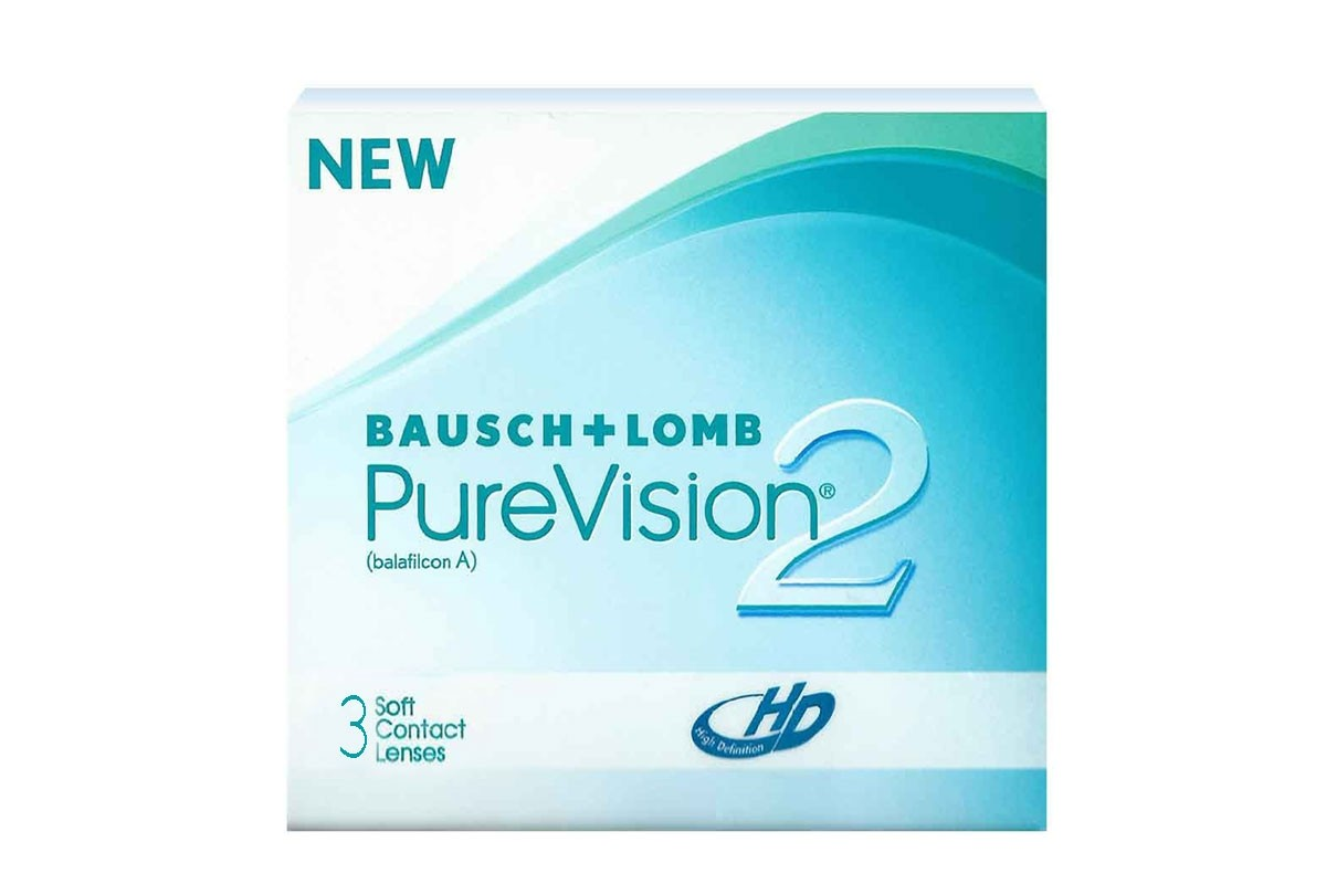 Purevision 2 HD 3pack